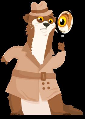 detective-otter
